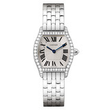 Tortue Small White Gold & Diamond (WA501011)