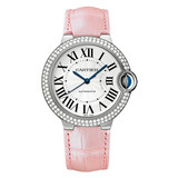 Ballon Bleu 36mm White Gold & Diamond (WE900651)