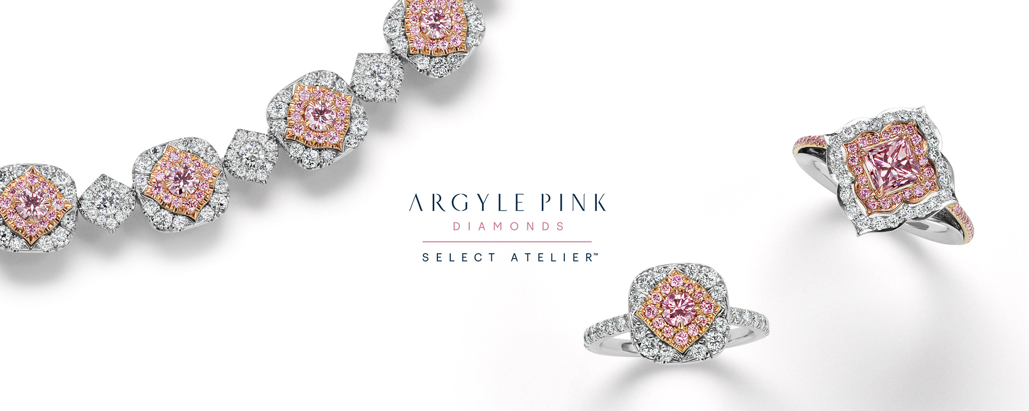 Argyle Pink Diamonds Select Atelier