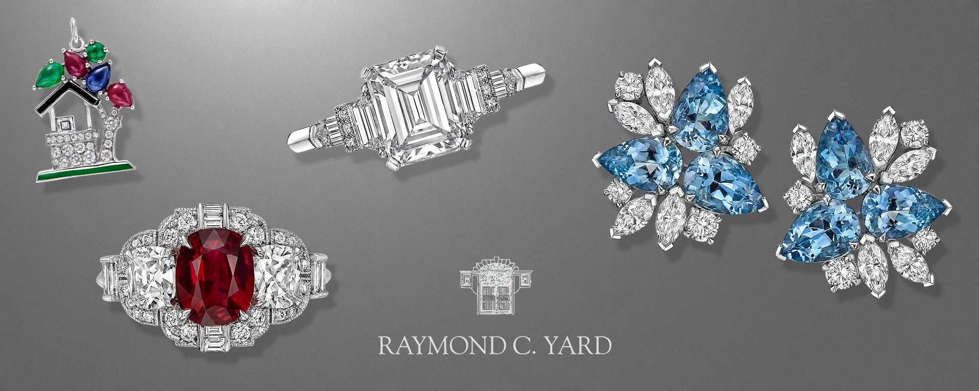 Raymond C. Yard Jewelry