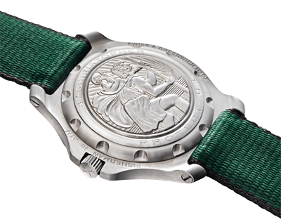 Saint Christopher watch