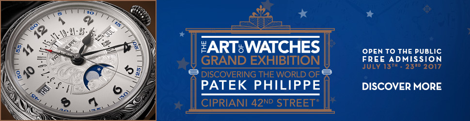 Art of Watches Exhibition