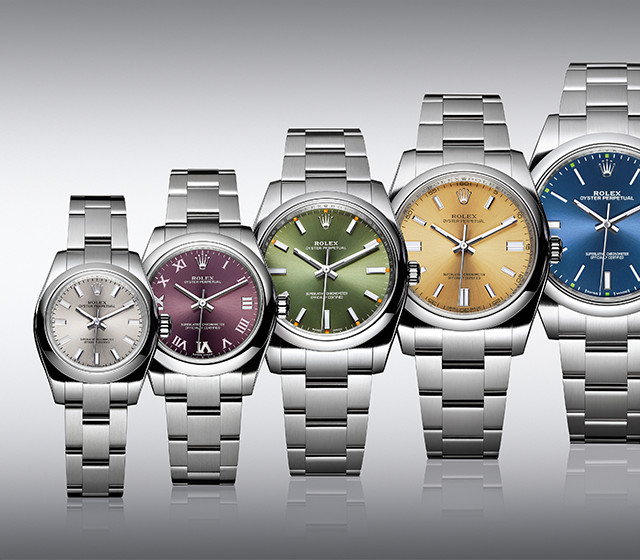 Oyster Perpetual family