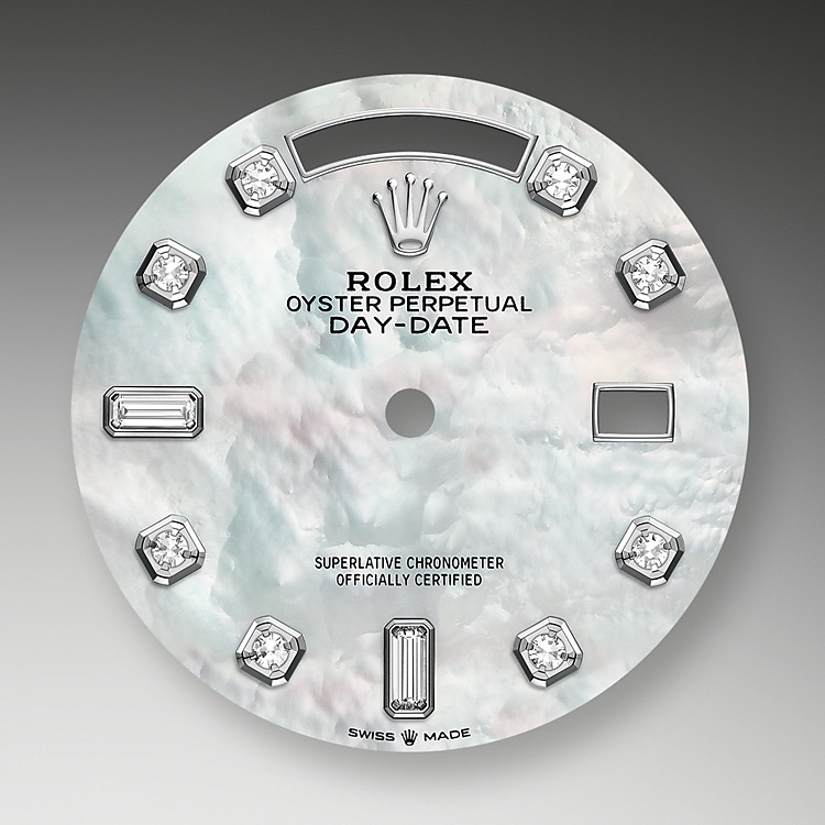 Mother-of-Pearl Dial