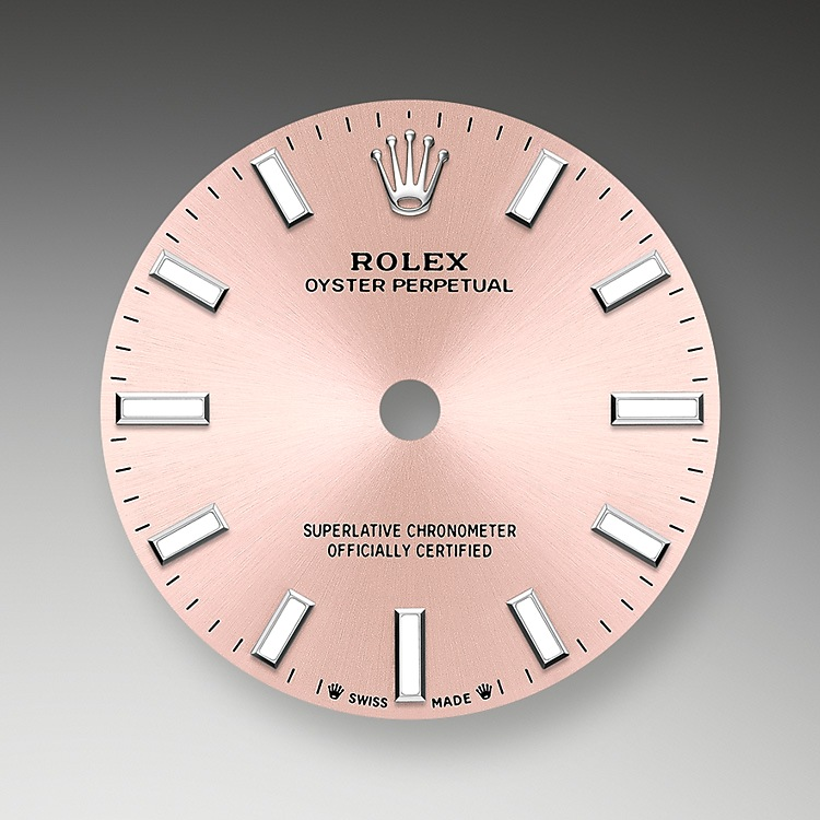 Pink Dial