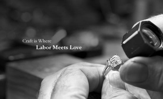Craft is Where Labor Meets Love